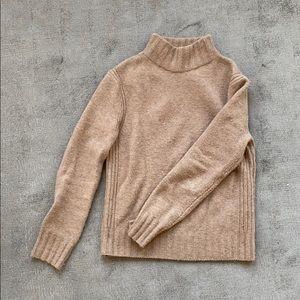 J Crew Mock Turtleneck sweater